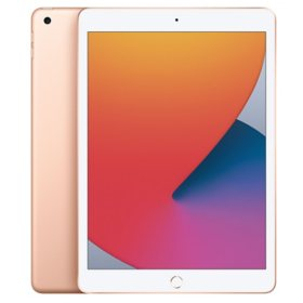 "Apple iPad 10.2"" 128GB (2020 Model) with Wi-Fi (Choose Color)"