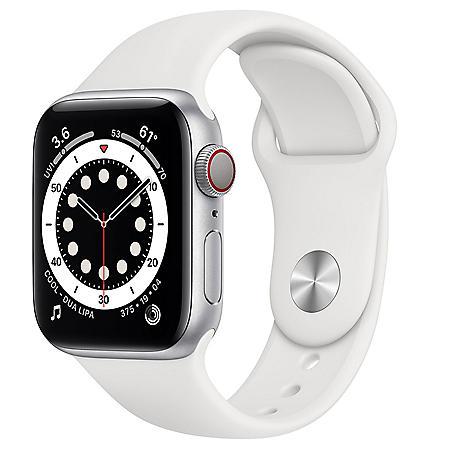 Apple Watch Series 6 40m GPS + Cellular (Choose Color)