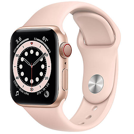 Apple Watch Series 6 40m GPS + Cellular (Choose Color)