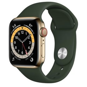 Apple Watch Series 6 40mm GPS + Cellular (Choose Color)