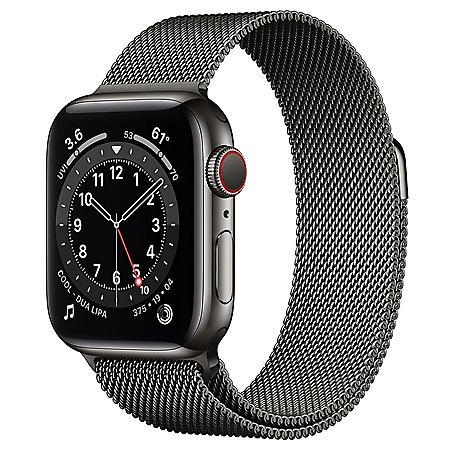 Apple Watch Series 6 40mm GPS + Cellular (Choose Color)