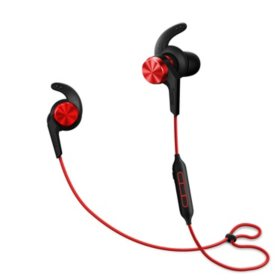 1MORE iBFree Bluetooth In-Ear Sport Headphones with Smart Microphone & Remote- Red