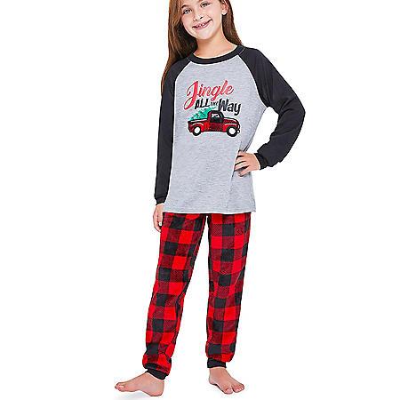 FamJam Kids Pajamas Sleep Set