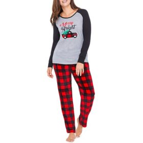 FamJam Women's Pajamas Sleep Set