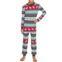 Kids' Fair Isle Holiday FamJams Pajamas