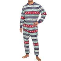 Men's Fair Isle Holiday FamJams Pajamas