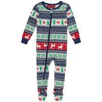 Infants' Fair Isle Holiday FamJams Pajamas