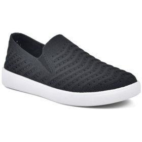Mountain Sole Knit Slip On Sneaker