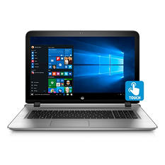 "HP ENVY Full HD IPS Touchscreen 17.3"" Notebook 17-s147cl, Intel Core i7-7500U Processor, 16GB Memory, 2TB Hard Drive, 2GB DSC GT 940 Graphics, HD Webcam, Optical Drive, Backlit Keyboard, Bang & Olufsen Sound, Windows 10 Home"