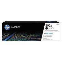 HP 202X (CF500X) High Yield Black Original Toner, 3200 Page-Yield