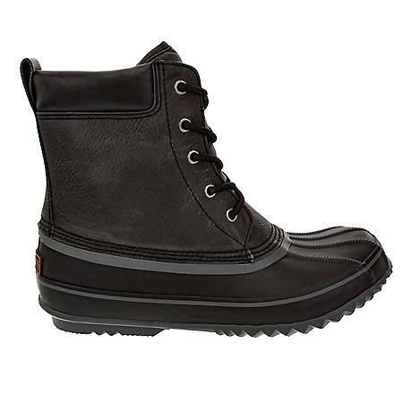 London Fog Men's Duck Boot