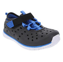 Black/Blue 7 Member's Mark Kids Slip On Shoe