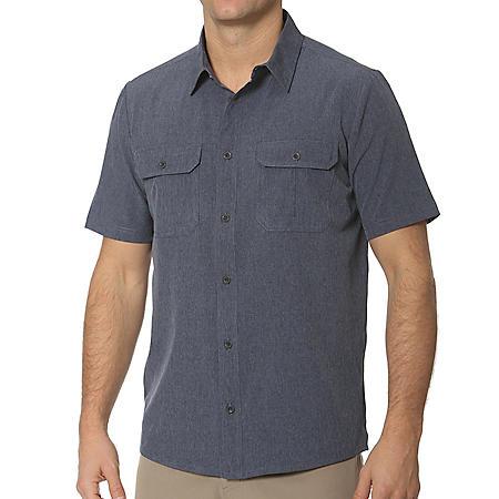 2d9de7b2c5 ZeroXposur Stretch Active Shirt - Sam's Club
