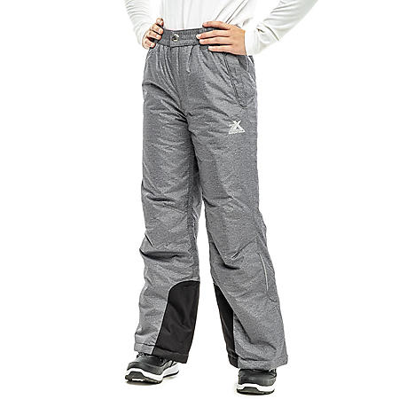 200a756ba ZeroXposur Girls Snow Pants - Sam's Club