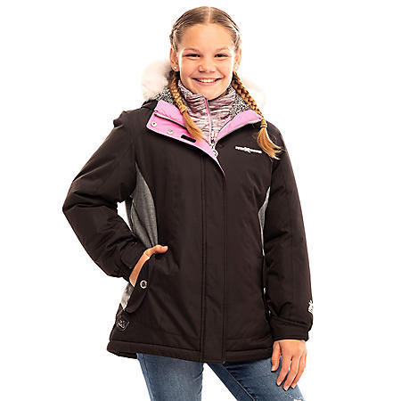 65ac06299 ZeroXposur Girl's System Jacket - Sam's Club