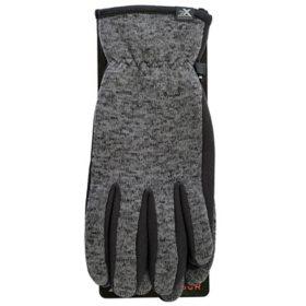 Men's Granite Sweater Fleece Gloves