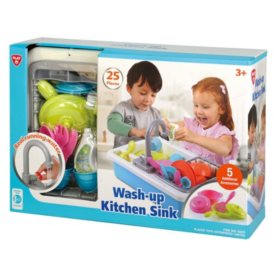 Wash-up Kitchen Sink