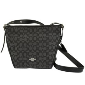 Signature Small Dufflette by COACH
