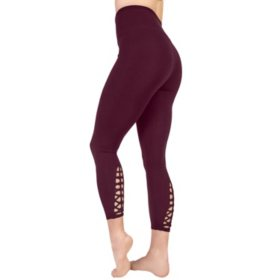 Active Life High Waisted Macrame Tight