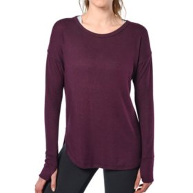 Members Mark Ladies Soft Heather Top