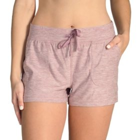 90 Degrees Cationic Heather Shorts, 2 Pack