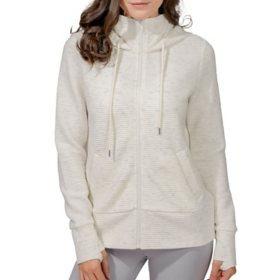 Active Life Women's Ottoman Rib Jacket