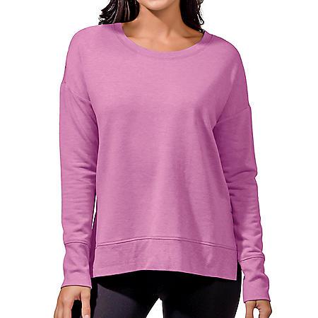 90 Degree Ladies Luxe Sweatshirt