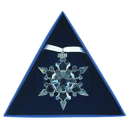 2020 Annual Limited Edition Snowflake Christmas Ornament by Swarovski