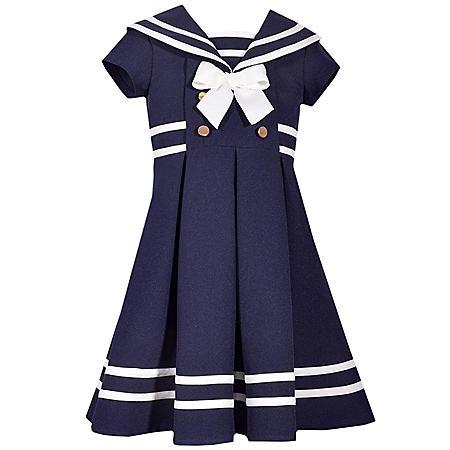 9a4e93fecd78 Jessica Ann Nautical Dress - Sam's Club