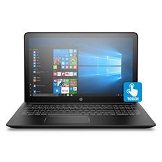 "HP Pavilion Power 15.6"" Laptop, Intel Core i5-7300HQ Processor, 12 GB RAM, 1TB HDD, NVIDIA GeForce GTX 1050, Windows 10 Home"