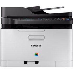 Samsung Xpress SL-C480FW Multifunction Color Laser Printer