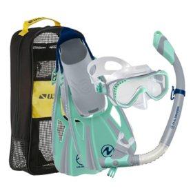US Divers Adult Premium Snorkel Set