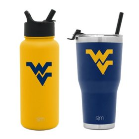 Simple Modern NCAA Licensed Insulated Drinkware 2-Pack - Choose Your Team
