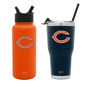 Simple Modern NFL-Licensed Insulated Drinkware 2-Pack - Choose Your Team