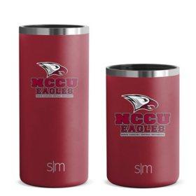 Simple Modern Licensed Ranger Can Cooler 2-Pack -NC Central University