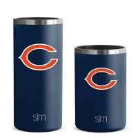 Simple Modern Licensed Ranger Can Cooler 2-Pack -Chicago Bears