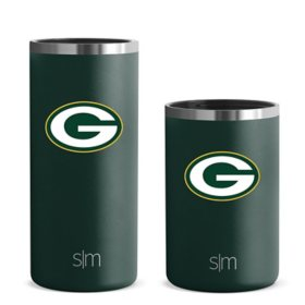 Simple Modern Licensed Ranger Can Cooler 2-Pack -Green Bay Packers