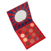 THE WHO 16 Color Eyeshadow Palette, Eminence Front (.67 oz.)