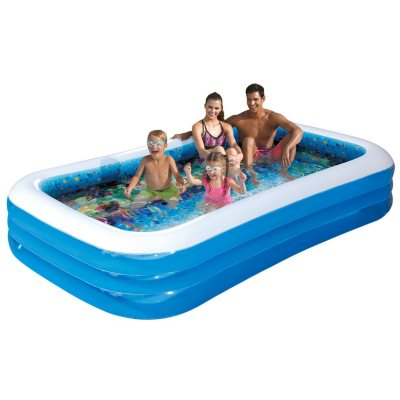 3d Deluxe Family Pool Sam S Club