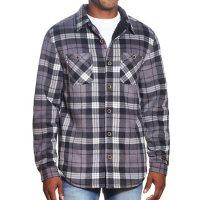 WP Weatherproof Sherpa-Lined Shirt Jacket