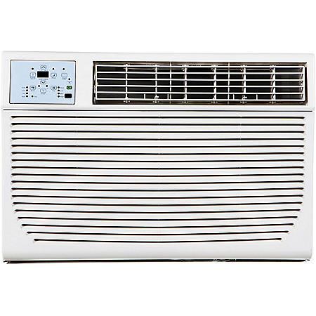 Keystone 8,000 BTU 115V Window/Wall Air Conditioner with 3,500 BTU Supplemental Heat Capability