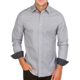 Nick Graham Men's Long Sleeve Woven Shirt