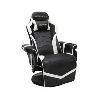 RESPAWN 900 Racing Style Gaming Recliner, Reclining Gaming Chair, Choose a Color (RSP-900)