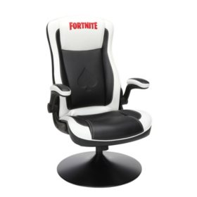 Fortnite HIGH STAKES-R Racing Style Gaming Rocker Chair, RESPAWN by OFM Rocking Gaming Chair (HIGH-STAKES-03)
