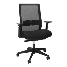 HON Basyx Biometryx Commercial-Grade Task Chair, Office Chair, Choose a Color (BSX155)