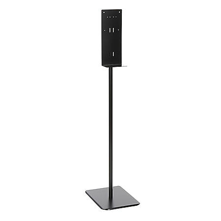OFM Core Collection Freestanding Hand Sanitizer Stand with Drip Tray for Touchless Dispensers, Choose a Color (8080)