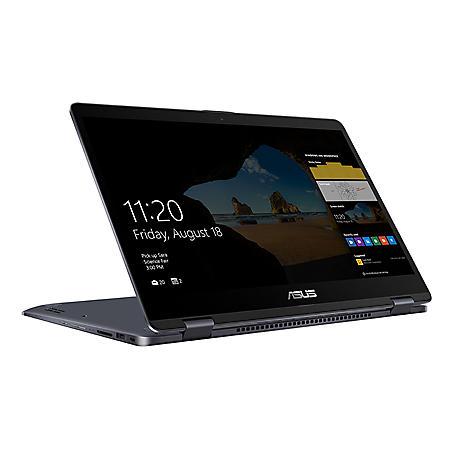 "ASUS 2-in-1 Touchscreen Full HD 15.6"" Notebook, Intel Core i5-8250 Processor, 8GB Memory, 2TB Hybrid Hard Drive + 8GB SSHD, 2GB NVIDIA MX130 Graphics, Backlit Keyboard, 2 Year Warranty, Windows 10 Home"