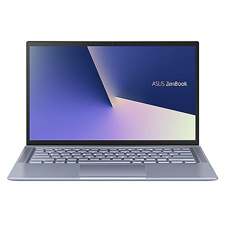 """ASUS - ZenBook - 14"""" Full HD Ultra Thin and Light Laptop -  10th Gen Intel Core i7 - 16GB Memory - 1TB PCIe Solid State Drive - NVIDIA GeForce MX250 - Windows 10 Home"""
