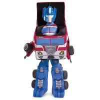 Disguise Boys' Transformers Costumes (Optimus Prime) (Assorted Sizes)