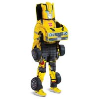 Disguise Boys' Transformers Costume - Bumblebee (Assorted Sizes)